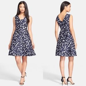 Kate Spade Be Daring Fit And Flare Dress